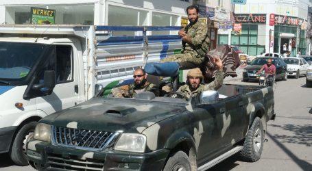 Turska osvojila zacrtane ciljeve na sjeveroistoku Sirije