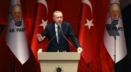 Erdogan odbacio Macronov prijedlog o produljenju primirja u Siriji