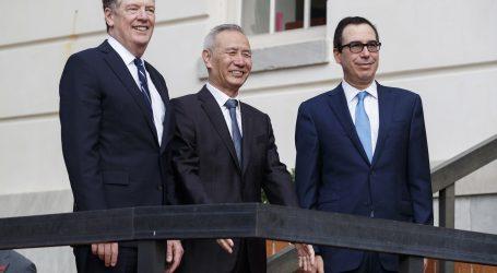 Trump se u petak sastaje s glavnim kineskim pregovaračem za trgovinu