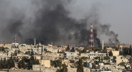 Treći dan turske ofenzive u Siriji, raste broj mrtvih i izbjeglih