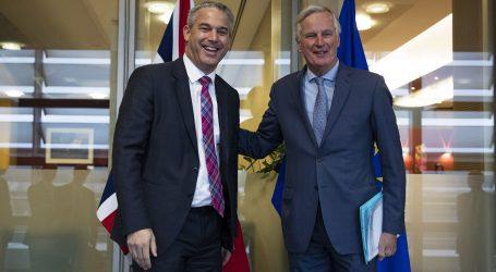 Britanija i EU navodno blizu usuglašavanja nacrta sporazuma o Brexitu