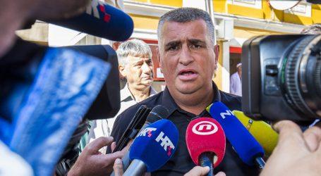 Bulj prozvao Vladu zbog odlaganja vrgoračkog otpada u Sinju