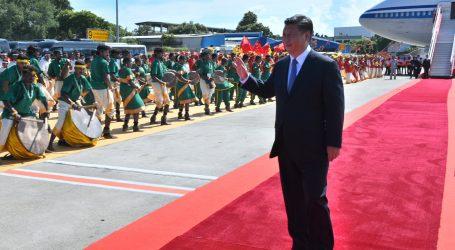 Kineski predsjednik Xi u državnom posjet Nepalu