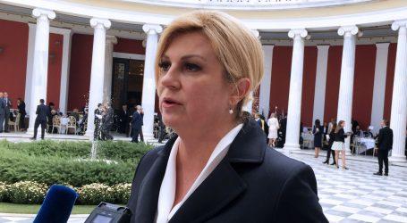 """Predsjednica o odgodi odluke o Schengenu: """"To nije značajno prolongiranje"""""""