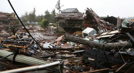 Tajfun Hagibis poharao Japan, najmanje 19 poginulih