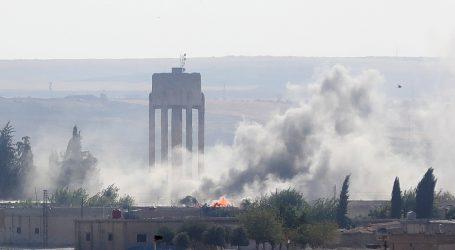 Snage pod turskim vodstvom zauzele dijelove sirijskoga grada u ofenzivi