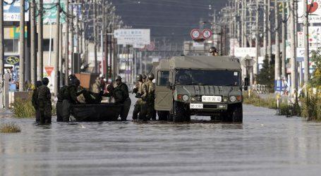 Najmanje 40 mrtvih u Japanu nakon razornog tajfuna