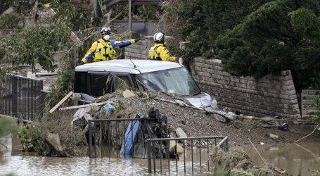 Broj žrtava razornog tajfuna u Japanu porastao na 66