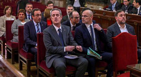 Osuđeno devetero katalonskih dužnosnika