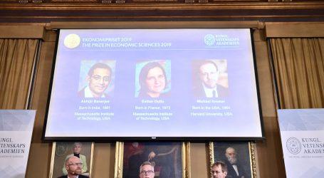 Banerjee, Duflo i Kremer dobitnici ovogodišnje Nobelove nagrade za ekonomiju