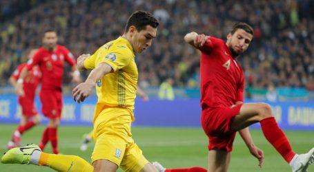 Kvalifikacije za EURO: Ukrajina peti sudionik završnice