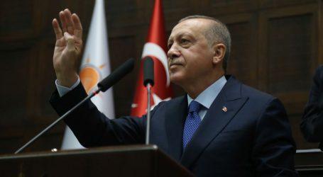 """ERDOGAN """"Povećavamo prisutnost na sjeverozapadu Sirije"""""""