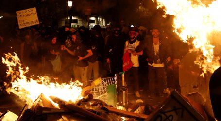 U Barceloni sukob ljevičarskih i desničarskih skupina