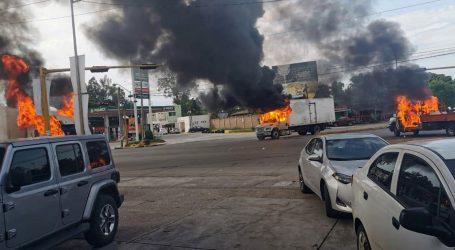 KAOS U CULIACANU: Žestoki obračun u kojemu je mafija nadjačala policiju i oslobodila El Chapova sina
