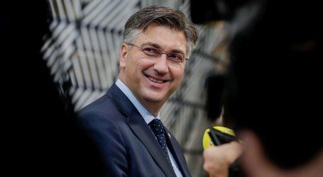 Plenković na važnom sastanku o formiranju nove Komisije s ključnim čelnicima EU-a