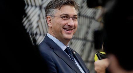 Premijer izjavio da je njegov cilj kao pregovarača bio da EPP dobije mjesto predsjednika Europske komisije