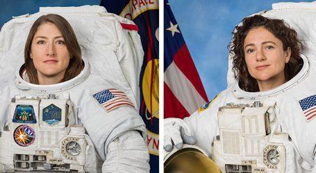 8 KM/SEC Prvi izlazak u svemir dviju žena