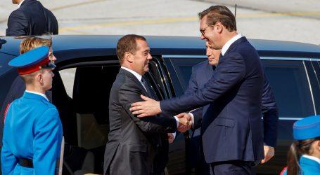 """VUČIĆ """"Odnosi Srbije i Rusije su možda na najvišoj razini u zadnjih nekoliko desetljeća"""""""