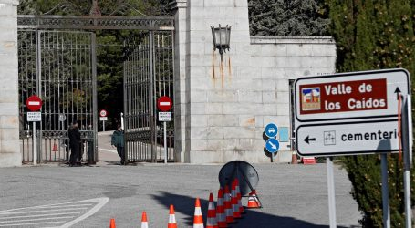 Španjolske vlasti premjestile posmrtne ostatke diktatora Franca