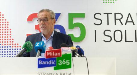 Bandić traži sastanak s premijerom Plenkovićem zbog porezne reforme