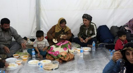 Više od 11.000 kurdskih izbjeglica u Siriji, Irak otvara drugi kamp