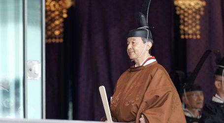 Japanski car Naruhito službeno ustoličen