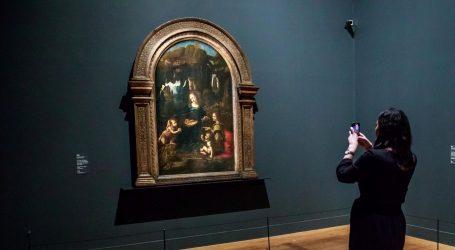 Velika retrospektiva Leonarda da Vincija danas se otvara u Louvreu