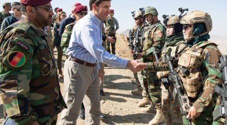 Esper poručio da će američke snage privremeno ostati u Iraku