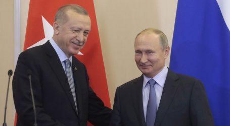 Putin i Erdogan pozivaju na prekid vatre u Libiji, sve snažniji angažman EU-a