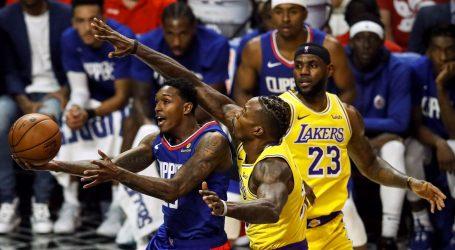 NBA: Clippersima prva bitka za LA, prvacima pobjeda u produžetku