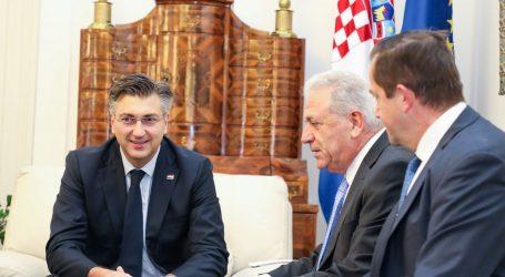 Avramopoulos: S Hrvatskom u Schengenu EU će se bolje suočiti s migracijama