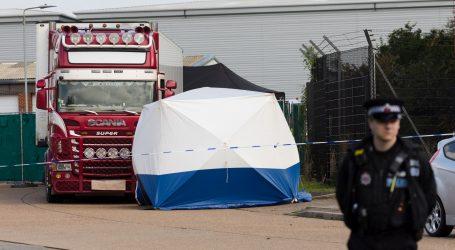 'KAMION SMRTI': Policija uhitila muškarca i ženu iz Engleske