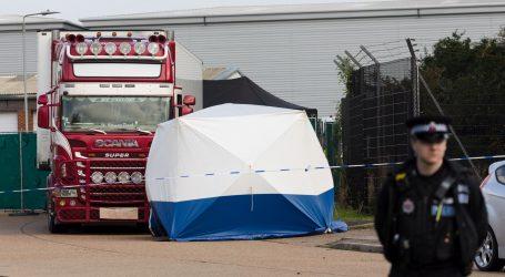 'Kamion smrti' u Britaniju stigao iz belgijske luke Zeebrugge