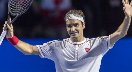 Federeru 10. trijumf u rodnom Baselu