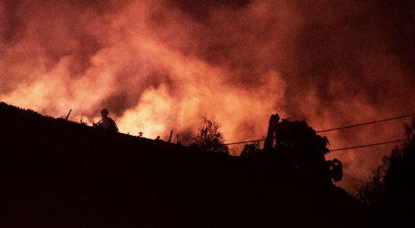 Požar hara Kalifornijom, evakuirano 40 tisuća stanovnika
