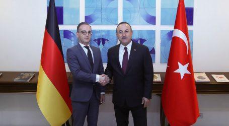Turska odbacila njemački plan o sigurnosnoj zoni u Siriji