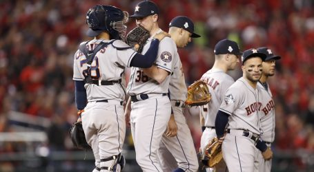 World Series: Houston Astrosi nadomak naslovu
