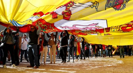 U Madridu se okupilo 20.000 zagovornika cjelovite Španjolske