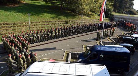 """U štićenom objektu Ureda predsjednice održana vojna vježba """"BRDO 19"""""""