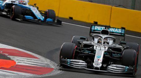 VN MEKSIKA: Verstappen najbrži u kvalifikacijama