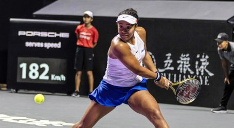 WTA ZAVRŠNI MASTERS: Osaka se povukla zbog ozljede ramena