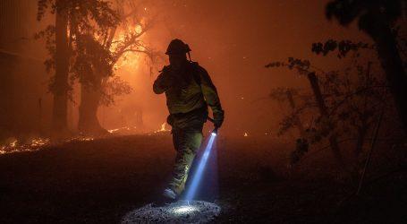 U Kaliforniji proglašeno izvanredno stanje zbog požara