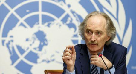 Sirijska vlada i oporba pokreću izravne pregovore
