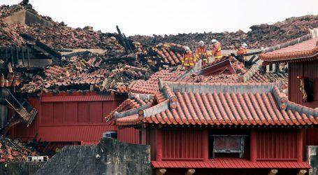JAPAN: Požar uništio povijesni dvorac Shuri na Okinawi