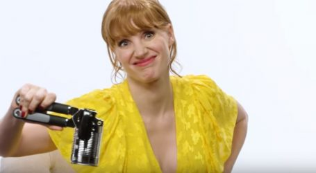 Jessica Chastain se ne boji novih angažmana