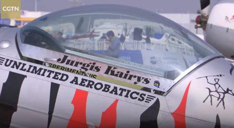 VIDEO: Upoznajmo neke od najboljih akrobatskih pilota