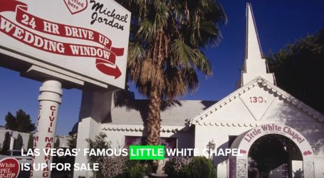 VIDEO: Mala bijela kapelica se još uvijek prodaje
