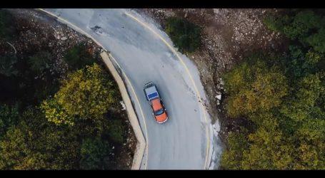 VIDEO: Atraktivne verzije novog modela Mitsubishi L 200