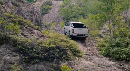 VIDEO: Kratki pogled na novi Mitsubishi L 200