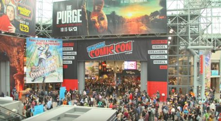 VIDEO: Posjetimo događanje New York Comic Con